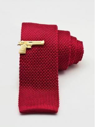 """Зажим для галстука """"Golden Gun"""""""